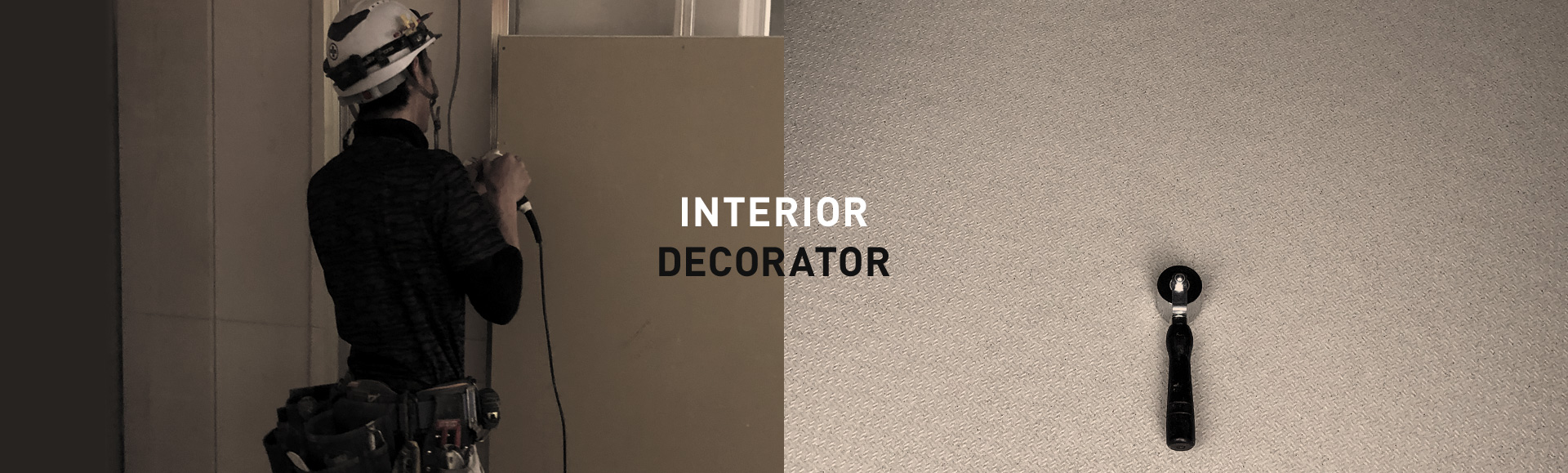 INTERIOR DECORATOR